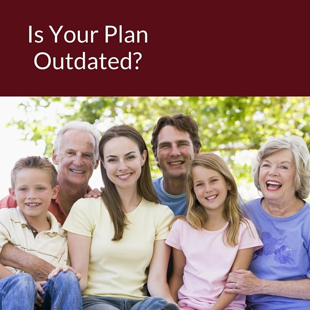 Is Your Plan Outdated