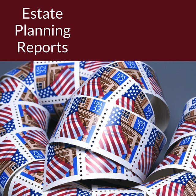 Estate Planning Reports