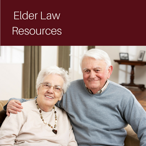 Elder law Resources